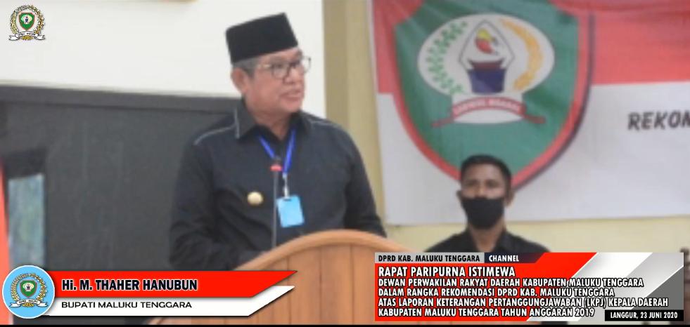 Maluku Tenggara Pemkab Malra Siap Tindaklanjuti Rekomendasi Evaluasi Lkpj