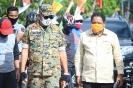 Pencanangan Kampung Tangguh Maluku Tenggara dan Desa Ketahanan Pangan di Rumat Kecamatan Kei Kecil Timur