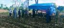 Rapat Paripurna dan pencanangan layanan SIAK serta mengunjungi Lokasi Kebun Manunggal di Ohoi Uf